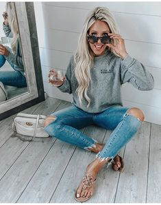 Casual Fall Outfits That Will Make You Look Cool – Fashion, Home decorating Fall Winter Outfits, Autumn Winter Fashion, Spring Outfits, Casual Winter, Casual Outfits, Cute Outfits, Fashion Outfits, Womens Fashion, Fashion Trends