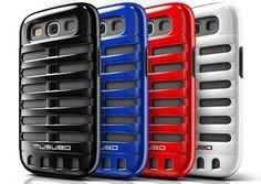 New Musubo Galaxy S III Cases