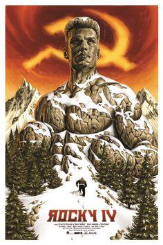 Ivan Drago vs Rocky Balboa