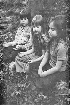 Vintage Yoga 1975 Photograph...Vintage~~~
