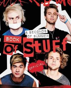 To the very raucous 5SOSfamwanna find out what the band's been up to over the last year? Jam-packed with their own photos, anecdotes of life on and off the road, and much more, the only official 5 Sec