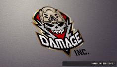 Logo Portfolio by Brandon Moore, via Behance