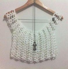 [] # # #White #Crochet |  White