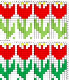 Viirukissan väkerryksiä: 2019 123 Cross Stitch, Cross Stitch Borders, Cross Stitch Designs, Cross Stitch Patterns, Fair Isle Knitting Patterns, Knitting Charts, Knitting Socks, Hand Knitting, Fair Isle Chart