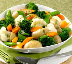 thanksgiving vegetable side dishes recipes | ... -ahead potato and vegetable side dish with baked ham, roasts or fish