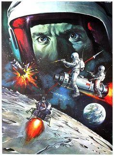 Moon Zero Two (1969) Movie Poster | by roborange