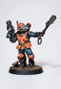 Post with 4631 views. Warhammer Inquisitor, Warhammer 40k Rpg, Warhammer Paint, Warhammer Models, Warhammer 40k Miniatures, 40k Imperial Guard, Imperial Knight, Guardia Imperial 40k, Sci Fi Miniatures