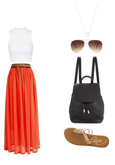 """""""Untitled #530"""" by matildepestana ❤ liked on Polyvore featuring Roxy, Topshop, Forever 21, Tiffany & Co. and rag & bone"""