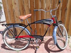 Chopper, Vintage Bikes, Anniversary, Rat, Model, Collection, Black, Style, Bicycles