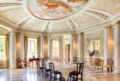 Top 5 Lake Como #VillaRentals for Weddings & Special Events