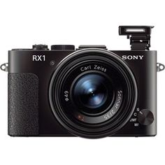 Sony Cyber-shot® DSC-RX1 24MP Full Frame Professional Digital Camera - Black    I would buy this over the NEX 7 if money is no object.  Not sure when it ships though.