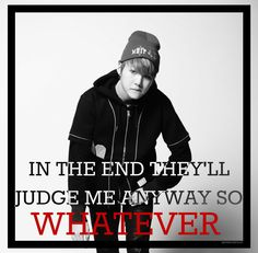 He is one of the best lyricist but one of the most underrated to. It's a shame. He is just awesome *^*