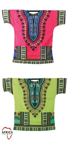 Traditional African Unisex Dashikis in many colors and sizes.  Each traditional African dashiki is printed with bold African patterns and colors.  These dashikis are comfortable yet classy and dressy enough for work or wearing out to dinner.  Celebrate Black History Month with these traditional African shirts!  #blackhistorymonth #african #africa #dashiki #shirt #style #travel #culture #pattern #womensstyle #mensstyle #fashion #style