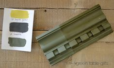 Green Table Mercantile: color of the month