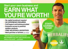 Herbalife- What are you waiting for? START TODAY!!!Contact Staci at kiddstaci@yahoo.com / www.goherbalife.com/staciannkidd