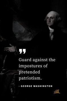58 Famous George Washington Quotes on Freedom, Faith, and Peace