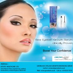 Best Eyelash Growth Serum....Clinically Proven