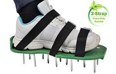 CiSe Lawn Aerator Shoes with 3 Straps and Heavy Duty Metal Buckles... http://www.amazon.com/Aerator-Shoes-Straps-Heavy-Buckles/dp/B01CZDLNLY/ref=sr_1_60?ie=UTF8&qid=1461283982&sr=8-60&keywords=lawn+aerator+shoes