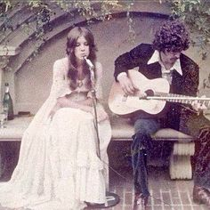 Stevie Nicks & Lindsey Buckingham Pre-Fleetwood Mac