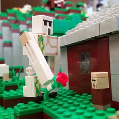 The gentle giant #LEGO #minecraft by jangbricks4real