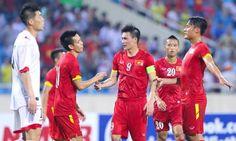 Tân HLV Nguyễn Hữu Thắng tập trung ĐTVN