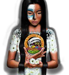 Por los caminos de Xcaret ¡Ix'tabay!  El suhuy advierte, trae hechizos de belleza y el aroma de la muerte.   Hoy arranca el homenaje al Día de Muertos en Xcaret: Festival de Tradiciones de Vida y Muerte 2013.