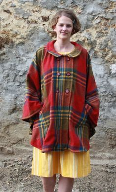 The Cape of Misfortunes by Anna | Project | Sewing / Outerwear | Kollabora #diy #kollabora #sewing #cape