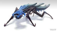 Creatures, creatures, creatures - this is the Monsters By Email logo creature.