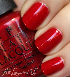 opi innie minnie mighty bow nail polish swatch OPI Couture de Minnie Nail Polish Swatches & Review