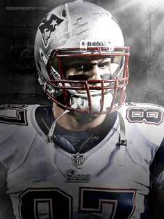 Gronk [ ProTuffDecals.com ] #football #decal #sports