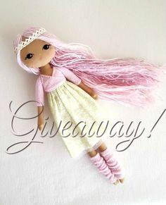 Gingermelon Dolls: faísca Starlet boneca Giveaway !!