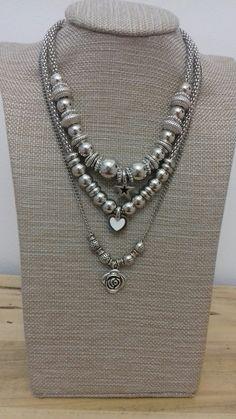 Mood Jewelry, Scarf Jewelry, Jewelry Art, Antique Jewelry, Jewelry Accessories, Jewelry Necklaces, Jewelry Design, Fashion Necklace, Fashion Jewelry