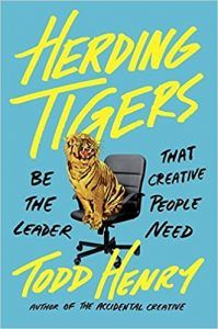 Herding Tigers: Be the Leader That Creative People Need | Girl Boss Reading List 2018 | FullTimeFriends.com