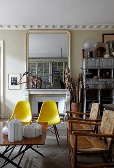 Yellow Eames