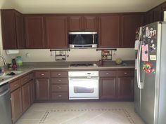 Testimonial Gallery: Rust-Oleum Cabinet Transformations® - A Revolutionary Kitchen Transformation System Cocoa