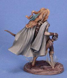 Female Blind Warrior