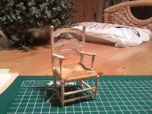 Miniatuur Rietveld Stoel : Gerrit rietveld schaalmodel miniatuur rood blauw stoel te koop