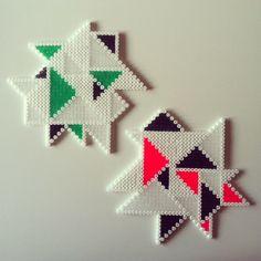 Coasters hama perler beads by camilladrejer