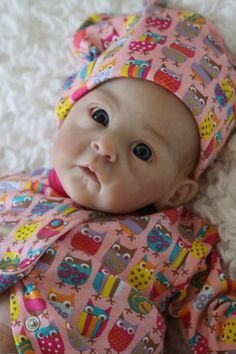 Enchanted Moments Nursery Reborn Baby Girl Daylee Saoirse Kit by Bonnie Brown | eBay