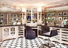 Meu banheiro/salão de beleza