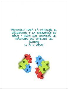 Protocolo para a detección, o diagnóstico e a intervención en nenos e nenas con sospeita de trastorno do espectro do autismo (3 a 6 anos) ~ Orientación en Galicia