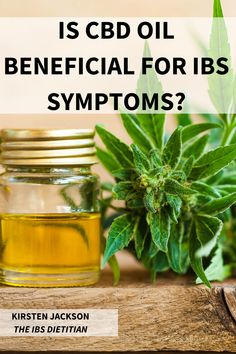 Cannabidiol aka CBD oil, is a popular natural remedy for many health problems. What is CPD oil and does it help treat IBS symptoms? Ibs Flare Up, Cdb Oil, Treating Ibs, Ibs Relief, Ibs Symptoms, Ibs Diet, Hemp Oil, Dietitian, Health Problems