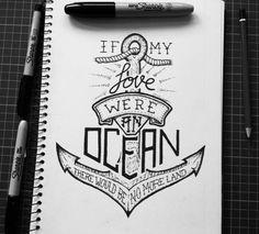 Sailor tattoo style