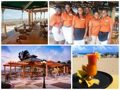 If you are tired of battling the cold and shoveling snow then Bohemia Beach Bar is the perfect place to defrost!