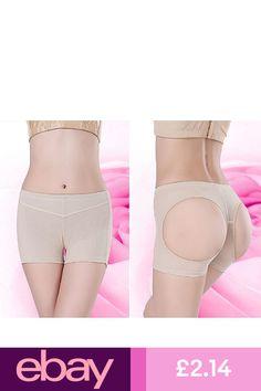 d48c69ff8e Ladies  Shorts Shapewear Buttock Underwear Bum Butt Lift Enhancer Briefs  Pantie