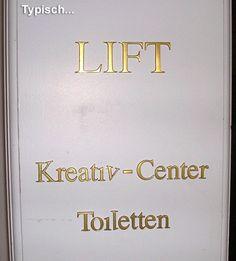 Neulich im Lift (5-Sterne Hotel) - typisch...