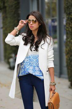 蓝与白 - 中国风格, ή αλλιώς 'Blue & White - Chinese Style' | No Excuse