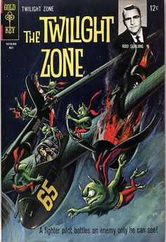 The Twilight Zone Comic Issue #11, 1965
