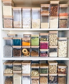 Fully Stocked: Essential Ingredients for the Pantry - andrea marchpane - Organisation Kitchen Organization Pantry, Home Organisation, Kitchen Pantry, Organization Hacks, Organized Kitchen, Pantry Diy, Prep Kitchen, Pantry Inspiration, Healthy Weeknight Meals