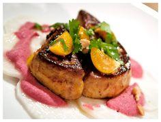 Recette de foie gras poêlé